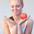 шоколадом · яблоко · Focus · глядя - Сток-фото © wavebreak_media