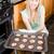 happy housewife preparing cookies stock photo © wavebreak_media