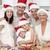 祖母 · 孫 · キッチン · クリスマス · 笑みを浮かべて - ストックフォト © wavebreak_media