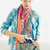 denim · vecchio · texture · sfondo · texture · jeans - foto d'archivio © wavebreak_media