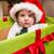 portret · jongen · christmas · aanwezig · kinderen · home - stockfoto © wavebreak_media