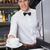 улыбаясь · официант · Кубок · кофе · кофейня - Сток-фото © wavebreak_media