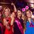 csinos · barátok · tyúk · éjszaka · éjszakai · klub · bár - stock fotó © wavebreak_media