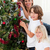 jongen · kerstboom · boom · kind · leuk - stockfoto © wavebreak_media