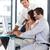 менеджера · рабочих · команда · Call · Center · улыбаясь · бизнеса - Сток-фото © wavebreak_media