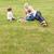 sorridente · mãe · crianças · jardim · família - foto stock © wavebreak_media