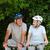 dağ · bisikleti · dışında · gülümseme · dağ · bisiklet - stok fotoğraf © wavebreak_media