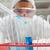 保護された · 科学 · 学生 · 青 · 液体 · 試験管 - ストックフォト © wavebreak_media