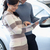 couple holding documents in a carshop stock photo © wavebreak_media