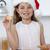 familie · christmas · gebak · keuken · gelukkig · gezin - stockfoto © wavebreak_media