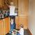 familie · keuken · kinderen · spelen · speelgoed · meisje - stockfoto © wavebreak_media