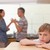 печально · мальчика · родителей · аргумент · кухне - Сток-фото © wavebreak_media