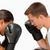 вид · сбоку · два · белый · фитнес · бокса - Сток-фото © wavebreak_media