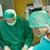 cirujano · tijeras · quirúrgico · habitación - foto stock © wavebreak_media