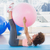 sporty woman with exercise ball in fitness studio stock photo © wavebreak_media