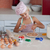 joli · jeune · fille · travail · cuisine · cookies - photo stock © wavebreak_media
