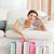 genç · kadın · oturma · odası · kadın · kız · gülümseme - stok fotoğraf © wavebreak_media