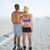 fit couple rollerblading together on the promenade stock photo © wavebreak_media