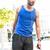 ハンサム · 選手 · ストレッチング · 建物 · 市 · 健康 - ストックフォト © wavebreak_media