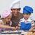 pişirme · Noel · kurabiye · neşeli · mutlu · tatil - stok fotoğraf © wavebreak_media