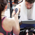 coach · man · fitness · centrum · vrouw - stockfoto © wavebreak_media
