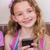 cute pupil using mobile phone stock photo © wavebreak_media