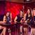 hölgyek · bulizás · éjszakai · klub · bulizás · háttér · jókedv - stock fotó © wavebreak_media