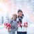 vrouw · christmas · geschenken · boom · gelukkig - stockfoto © wavebreak_media