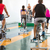nő · edz · testmozgás · bicikli · osztály · portré - stock fotó © wavebreak_media