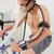 adam · uygunluk · test · egzersiz · bisiklet · tıbbi - stok fotoğraf © wavebreak_media