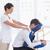 ビジネスマン · 戻る · マッサージ · 医療 · オフィス · 女性 - ストックフォト © wavebreak_media