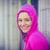 kapucnis · kabát · portré · gyönyörű · nő · visel · tél - stock fotó © wavebreak_media