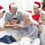 家族 · 料理 · クリスマス · クッキー · 陽気な · 幸せ - ストックフォト © wavebreak_media