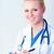 női · orvos · ír · fiatal · nő · iroda - stock fotó © wavebreak_media