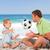 Открытый · жизни · люди · счастливая · семья · отцом · сына · играет - Сток-фото © wavebreak_media