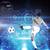 футболист · синий · большой · футбола · стадион - Сток-фото © wavebreak_media