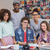 mode · studenten · werken · team · college · vrouw - stockfoto © wavebreak_media