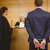 ügyvéd · beszél · bűnöző · bilincs · bíróság · szoba - stock fotó © wavebreak_media