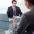 retrato · equipe · de · negócios · reunião · escritório · negócio · trabalhar - foto stock © wavebreak_media