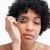 schönen · jungen · weiblichen · Make-up · Lidschatten - stock foto © wavebreak_media