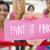 kezek · tart · rózsaszín · mellrák · tudatosság · szalag - stock fotó © wavebreak_media