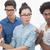 молодые · Creative · команда · мозговая · атака · вместе · служба - Сток-фото © wavebreak_media