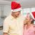 クリスマス · 高齢者 · カップル · 幸せ · クリスマスツリー · 孤立した - ストックフォト © wavebreak_media