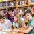 портрет · студент · домашнее · задание · ноутбука · столе · комнату - Сток-фото © wavebreak_media