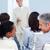 twee · zakenlieden · conferentie · kantoor · vergadering · werk - stockfoto © wavebreak_media
