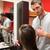 peluquero · ilustración · femenino · corte · ocio · peinado - foto stock © wavebreak_media