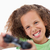 девушки · играет · видеоигра · белый · стороны · улыбка - Сток-фото © wavebreak_media