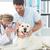 dierenarts · specialist · onderzoeken · ziek · hond · kliniek - stockfoto © wavebreak_media