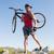 フィット · サイクリスト · 自転車 · 地形 - ストックフォト © wavebreak_media
