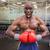 мышечный · Боксер · мышцы · здоровья · клуба · портрет - Сток-фото © wavebreak_media